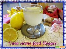 La tisana zenzero e limone