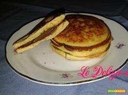 Dorayaki o pancakes giapponesi