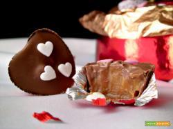 Cioccolatini al dulce de leche