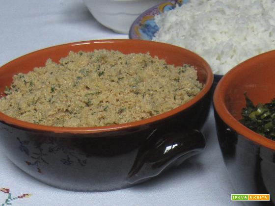 Farofa, il contorno tipicamente brasiliano