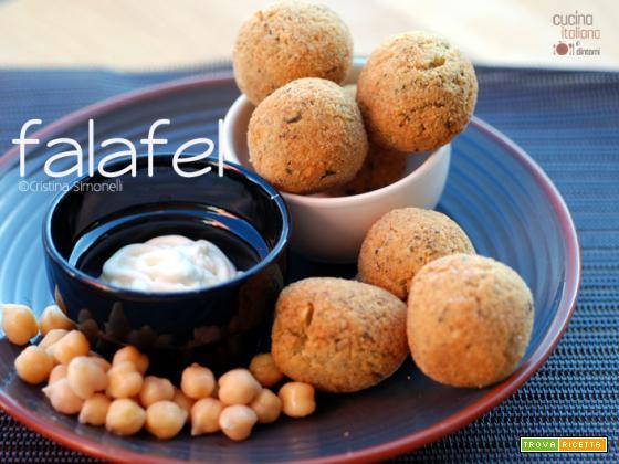 Falafel, polpette di ceci