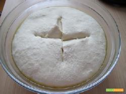 Pasta lievitata - base per pizza, pane e altre specialità