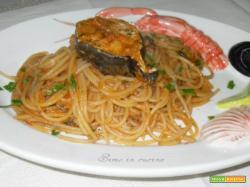 spaghetti al grongo