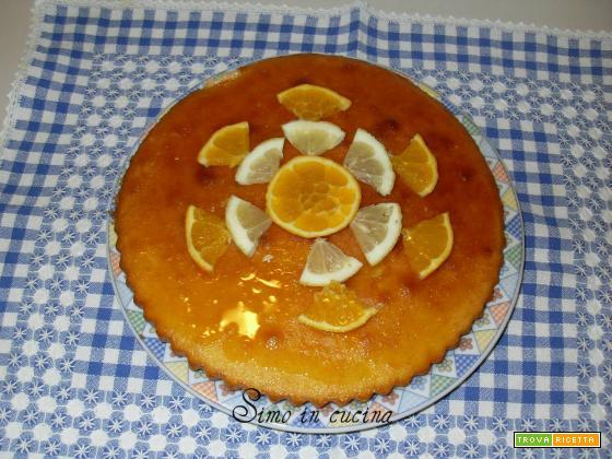 torta alle arance