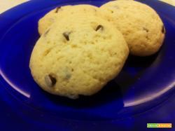 Biscotti con gocce di cioccolato (tipo Gocciole)