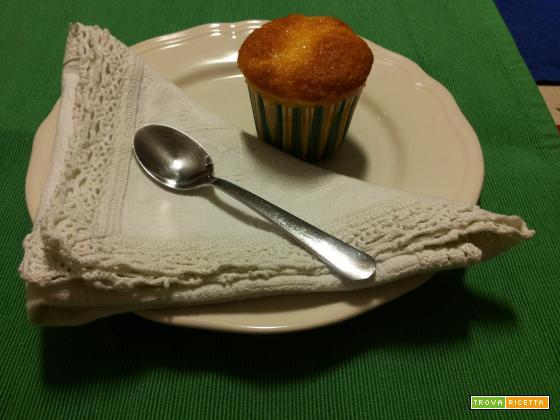 Muffin al cocco semplicissimi!