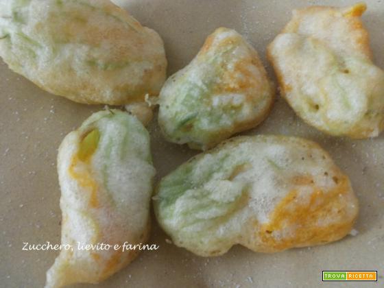 Pastella per verdure fritte