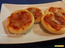 Pizzette mignon (pizzette party)