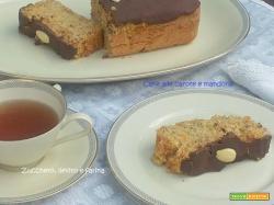 Plum cake alle carote e mandorle, senza grassi e con fruttosio (ricetta di Luca Montersino)