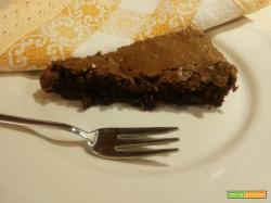 Torta di cioccolato La Tenerina