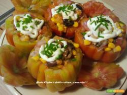 Insalata di Pomodori alla Gloria KitchenUSA