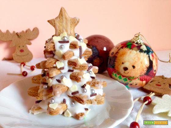 Albero di Natale di Biscotti