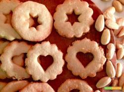 Biscotti di Natale alle Mandorle