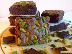 Brownies CioccoPistacchio