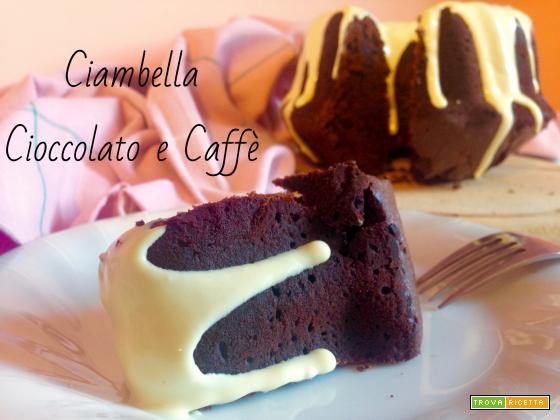 Ciambella al Cioccolato e Caffè