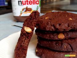 Cookies Ripieni di Nutella
