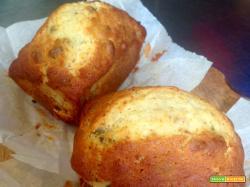 MiniPlumcake Noci e Pistacchi