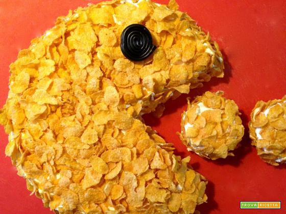 Torta Pac-Man