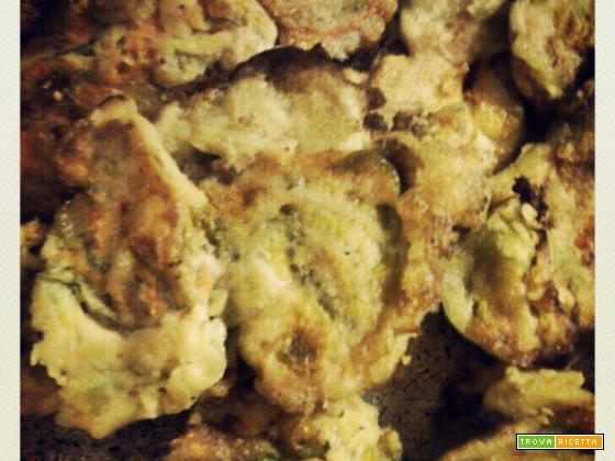 Pizzelle di sciurilli: ricetta napoletana