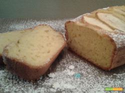Apple Plumcake
