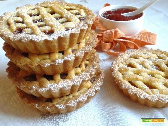 Crostatine dolci
