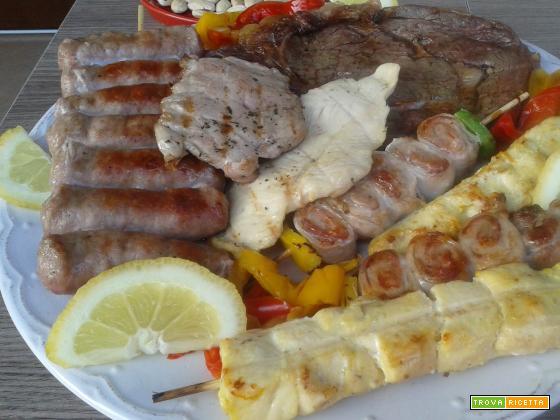 Gran grigliata di carne