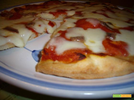 Pizza la rustica