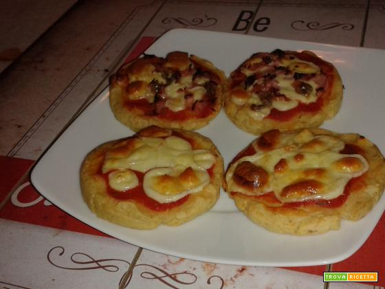 Pizzelle mordide con patate