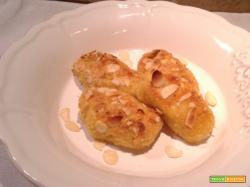 Polpette di Pesce al forno con panatura alle mandorle
