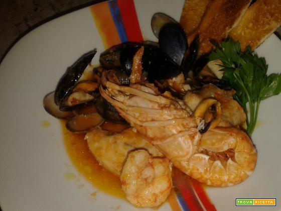 Zuppetta di Pesce senza lische