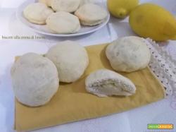 Biscotti alla crema di limone