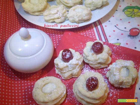 Biscotti pasticcini