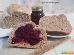 Pan bauletto integrale - lievito madre