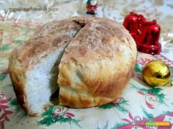 panettone basso di pane - lievito madre