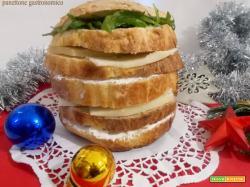 Panettone gastronomico - lievito madre