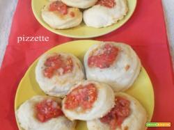 Pizzette - lievito madre