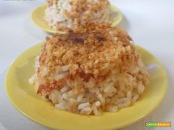 Timballini di riso