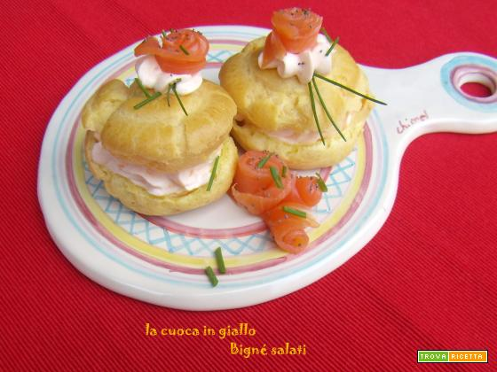 Bignè salati