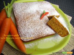 Camilla cake...carote, mandorle e nocciole