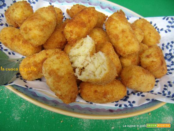 La casa delle crocchette parte 1... merluzzo e patate