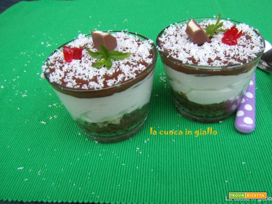 La mini cheesecake seriale