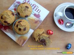 Muffin caffè e cioccolato