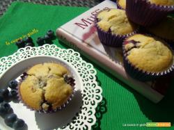 Muffin ai mirtilli di Nero Wolfe