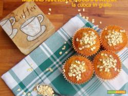 Muffins arancia e fiocchi d'avena