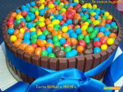Torta KitKat