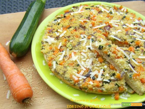 Tortino di couscous