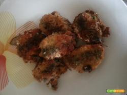 Beccafico (sarde) finocchietto selvatico pinoli uva pass aglio