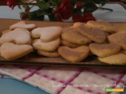 Biscotti pasta frolla, la pasta frolla per crostate e per biscotti....
