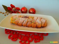 Biscotto ricetta siciliana con nutella