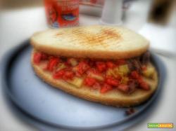 Bruschettona al pomodoro